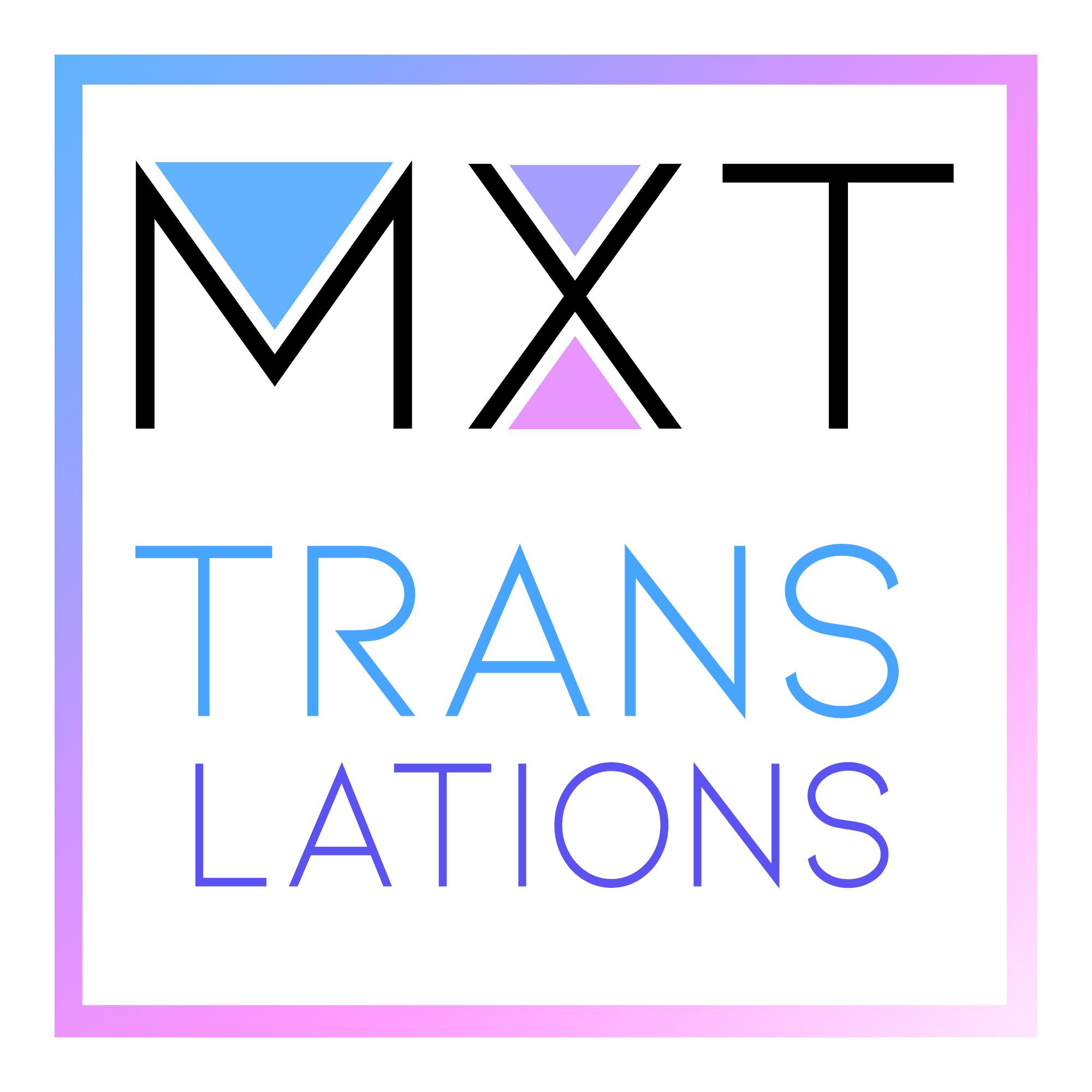 Logo MXT Translations