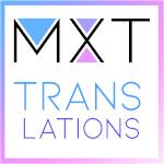 MXT Translations (logo)